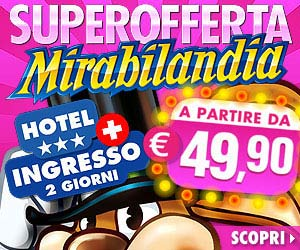 Le offerte per Mirabilandia