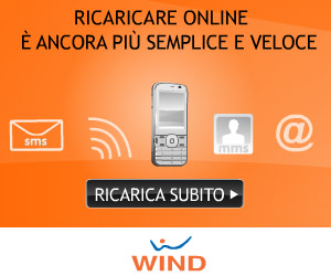 Wind: Ricarica online