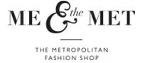 Me & the Met rabattkod - Fri frakt